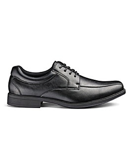 Lace Up Formal Shoes Wide Fit