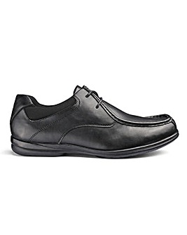 Air Motion Lace Up Shoes Wide Fit
