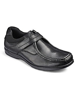 Air Motion Slip On Shoes Wide Fit