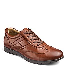 Flex Lace Up Shoes Standard Fit