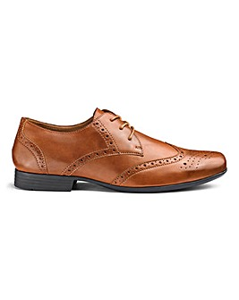 Formal Lace Up Brogues Standard Fit