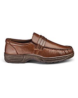 Cushion Walk Saddle Loafers