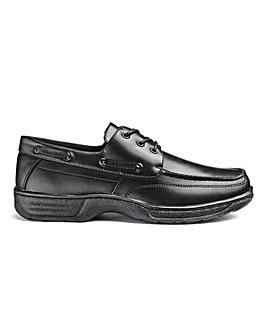 Cushion Walk Boat Shoes Lace Up