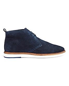 Jacamo Suede Desert Boots