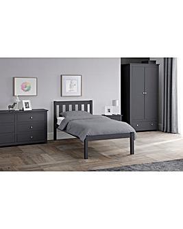Alpha Single Bed Frame