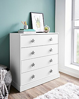Stars 4 Drawer Chest