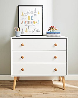 Olsen 3 Drawer Chest