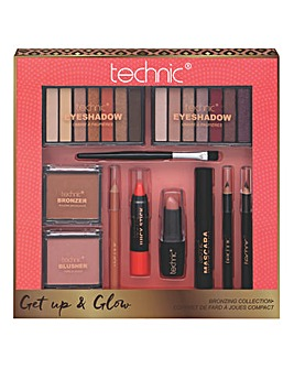 Technic Get Up and Glow Bronzing Kit