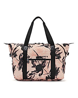 Kipling Art Large Tote Bag