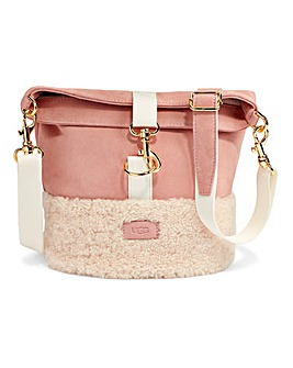Ugg Emalyn Bucket Sheepskin Multi Wear Bag