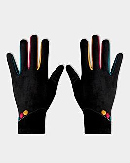 Joe Browns Drive Me Crazy Button Gloves