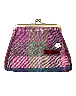 Joe Browns Hawthorn Tweed Coin Purse