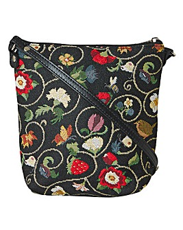 Joe Browns Jacobean Tapestry Bag