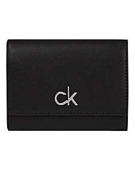 CK Trifold Mini Purse