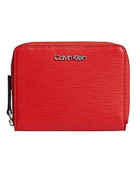 Calvin Klein Wave Saffia Wallet