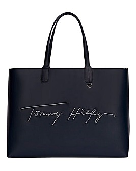 Tommy Hilfiger Iconic Signature Tote