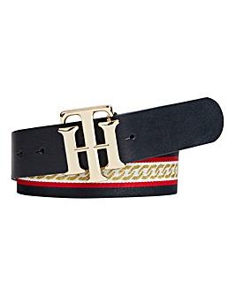 Tommy Hilfiger Webbing Waist Belt