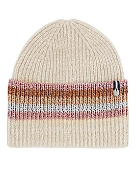 Joules Vinnie Beanie Knitted Hat