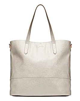 Joules Trent PU Shopper Bag
