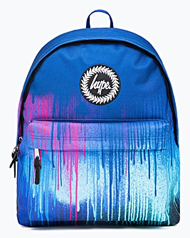 Hype Neon Drip Backpack