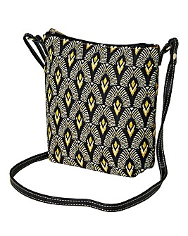Joe Browns Egyptian Art Deco Tapestry Bag