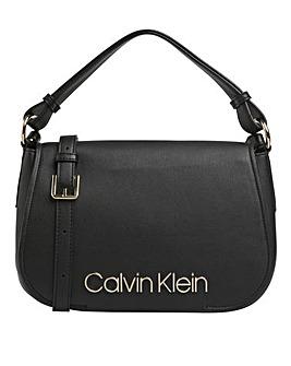 Calvin Klein Dressed Up Satchel