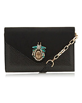 Dune Sarahh Embellished Cross Body Phone Case and Purse