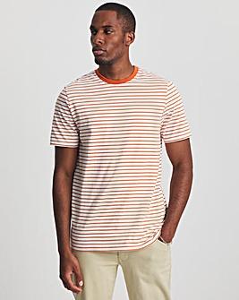 Heavyweight Stripe T-shirt Long