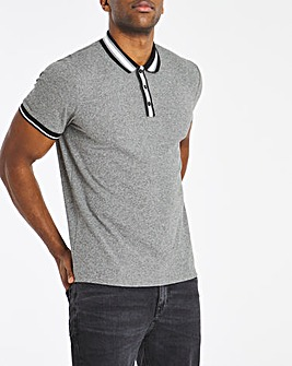 Charcoal Grindle Polo L