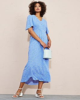 Nobody's Child Teresa Maxi Dress