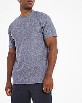 Slub Pocket T-shirt Long