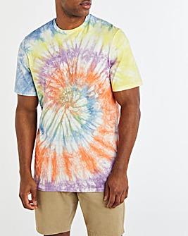 Pride Tie Dye T-shirt Long