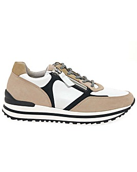 Gabor Nepal Wide Fit Casual Trainers