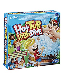 Hot Tub High Dive