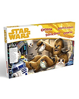 Operation Game: Star Wars Chewbacca