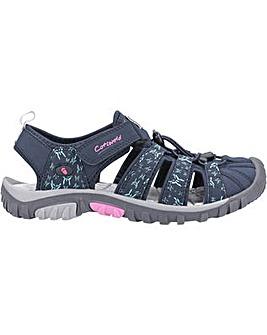 Cotswold Sandhurst Ladies Touch Fastening Leisure Shoe