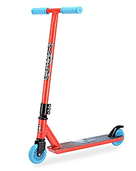 XOO Stunt Scooter Hazard Red