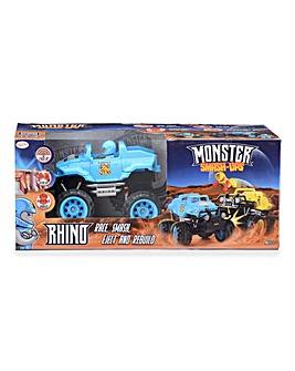 Monster Mash Ups- Rhino