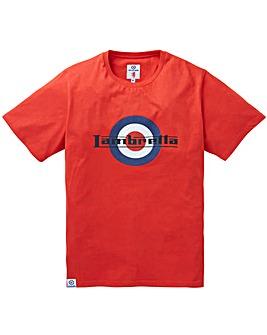 Lambretta Logo T-Shirt Long