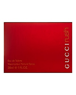 Gucci Rush 30ml Eau de Toilette