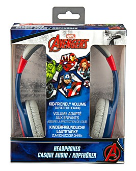 Avengers Headphones with 3 Settings