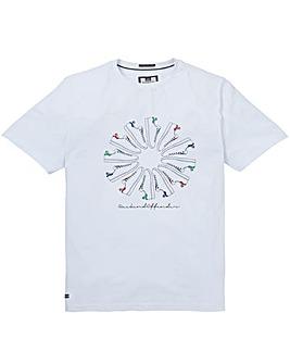 Weekend Offender Trainer Wheel T-Shirt Long