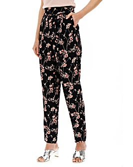 Julipa Floral Printed Trouser