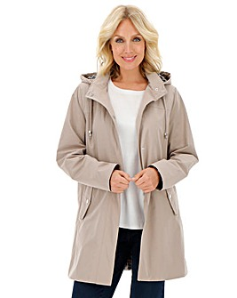 Julipa Dannimac Hooded Mac