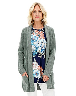Julipa Sea Green Boucle Cardigan