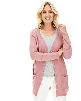 Super Soft Longline Cardigan