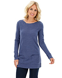 Super Soft Tunic with Pockets