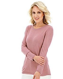 Julipa Rose Pink Super Soft Jumper