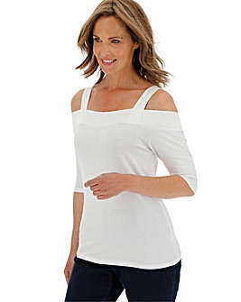 6b180ab9397add Women's Plus Size Summer Tops | J D Williams