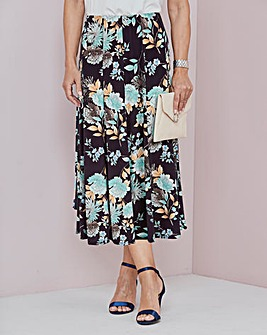 Julipa Panelled Jersey Skirt 32